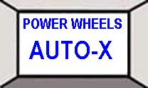 Auto-crossing your Power Wheel!!!