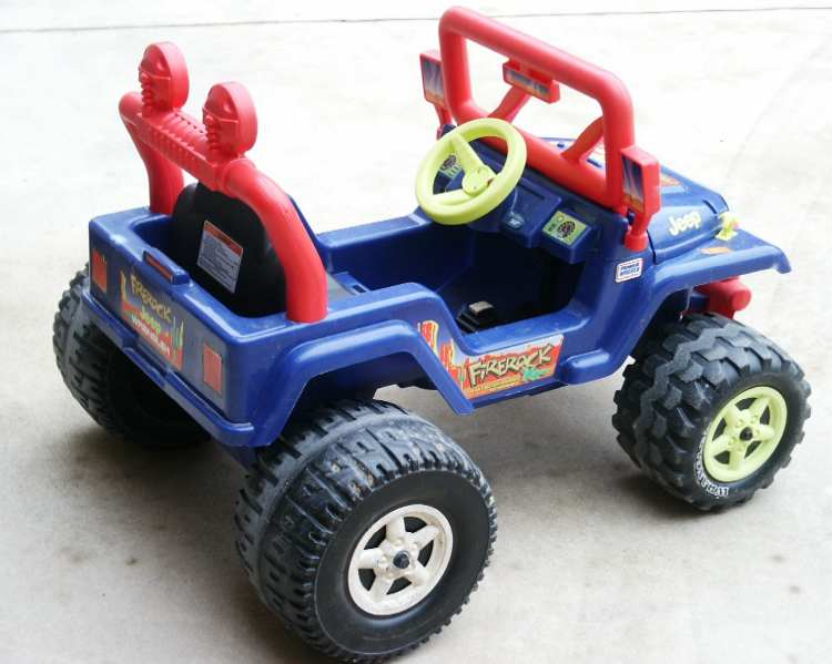Wil's Power Wheels Page