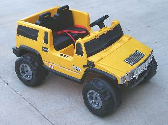 Power Wheels Tech Topics Order Page